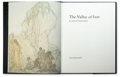The Valley of Fear-Austin Osman Spare-introductory essay by Robert Ansell-4to (308 x 236mm)-48 pages,   As one of these major 'lost' works The Valley of Fear is an unpublished sketchbook of 20 vigourous yet haunting studies from this bleak and difficult period.