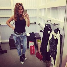 Candace Cameron Bure Twitter / Instagram Cute outfit!