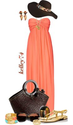 """""""Resort Ready"""" by kelley74 ❤ liked on Polyvore"""