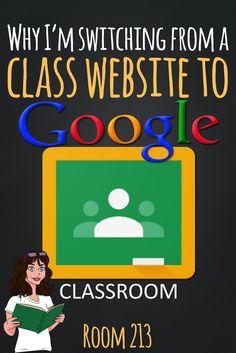 Four reasons why Google Classroom rocks.