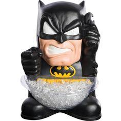 Halloween Candy Bowl, Batman Halloween, Halloween Trick Or Treat, Halloween Party, Halloween Costumes, Hero Costumes, Mini Batman, Ultimate Batman, Plastic Bowls