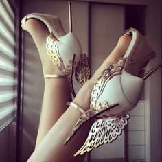 angle shoes
