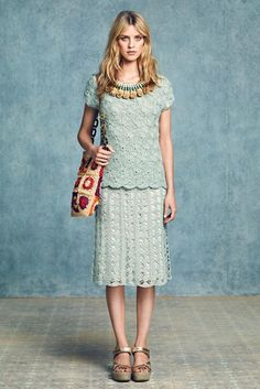 Tory Birch's resort / pre-spring 2013 collection