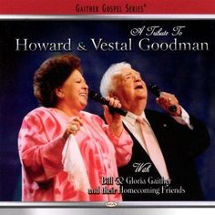 A classic Southern Gospel couple