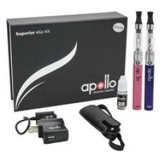 Apollo Superior eGo Kit #ecigarettes #ecig #ecigs #ecigarette #vapor #vape #bestecig #bestvapor #quitsmoking