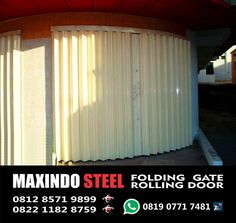#folding gate Jakarta timur