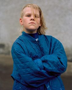 Photographer Chantal Anderson explores youth culture in remote Iceland