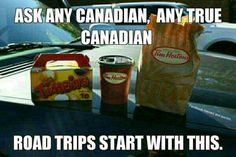 Timmy's is vital to a Canadian road trip < way too true