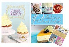 Herkulliset reseptikirjat Feta, Tart, Place Cards, Place Card Holders, Desserts, Blog, Mascarpone, Bakken, Tailgate Desserts