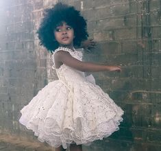 "Anna Triant Couture | Products | Flower Girl Dress | ""Alina"" Dress"