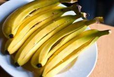 Cum sa slabesti folosind coji de banane
