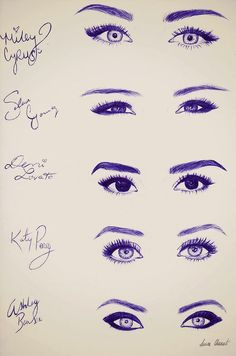 okay this is the best drawing i have seen ever ^.^ their eyes are just like these on the drawing,amayzing,it's amayzing how some people have talent like this