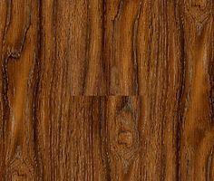 3mm Auburn Teak Click Resilient Vinyl