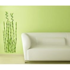 #stickerflower, #stickerbamboo Bamboo, Roommates, Flowers, Appliques, Design, Home Decor, Riveting, Decoration Home, Room Decor