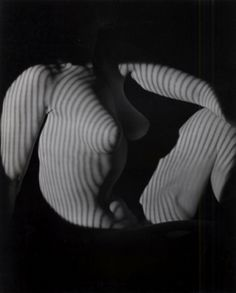 Erwin Blumenfeld- Untitled , New York, 1952