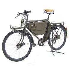 Le vélo, mieux l'utiliser dans une optique survivaliste.