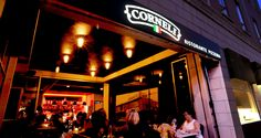Corneli Ristorante 6741 Boul St-Laurent Corneli is a charming restaurant in the Little Italy neighborhood. Every Thursday, ladies enjoy free unlimited mojitos at a purchase of a meal. You do know how well mojitos match with summer, right? Very well.