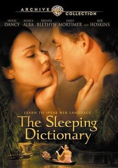 The Sleeping Dictionary [DVD] [2002]