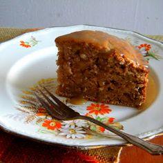 FEIJOA & GINGER CAKE
