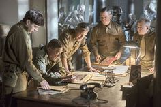 """2.5 star review of the entertaining if not artful """"The Monuments Men."""""""