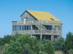 Ask In Cottage, 3 bedroom Sound Side home in Avon, OBX, NC