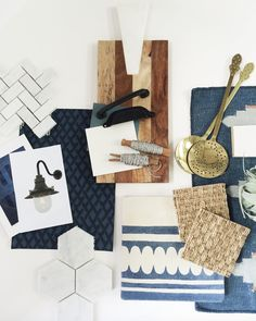 moodboard - color palette style & such Mood Board Interior, Interior Design Boards, High And Low Lights, Material Board, Design Palette, Concept Board, Accent Colors, House Colors, Colorful Interiors