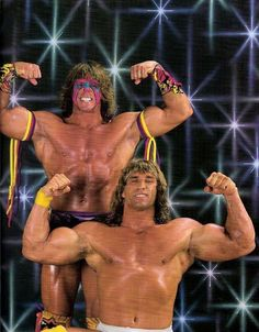 ultimate warrior kerry von erich wrestling wwe wwe network