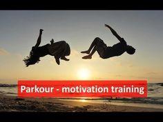 Parkour - super motivace - trénink na hřišti a okolí pláže - www coocka cz