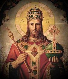 Heart Of Jesus, Jesus Is Lord, Catholic Art, Religious Art, Catholic Crucifix, Pictures Of Jesus Christ, Jesus Painting, Christ The King, Jesus Art