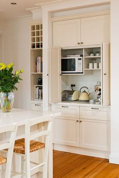 Uplifting Kitchen Remodeling Choosing Your New Kitchen Cabinets Ideas. Delightful Kitchen Remodeling Choosing Your New Kitchen Cabinets Ideas. New Kitchen Cabinets, Kitchen Redo, Kitchen Storage, Kitchen Appliances, Kitchen Pantry, Cabinet Storage, Small Appliances, Cabinet Doors, Kitchen Counters
