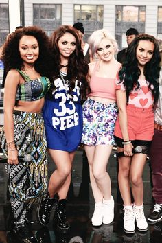 little mix is perfect nothing to worry about so jelous of their beuty