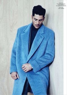 Tyson Ballou by Bruno Staub for GQ Style Germany