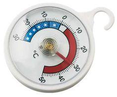 Thermomètre de cuisine pour frigo avec cadran - Code produit : 13696052 - Cliquez sur la photo pour voir la fiche produit