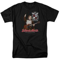 School of Rock: The Teacher Is In T-Shirt