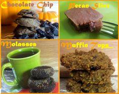 4 Great Pumpkin Cookie Recipes