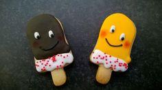 Cookies - Summer - icecream