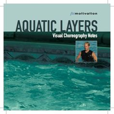 Aquatic Layers - aqua choreography with layering Swimming Pool Exercises, Pool Workout, Swimming Pools, Water Aerobics, Backyard Water Feature, Swim Lessons, Get In Shape, Layering, Fitness