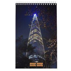 Shop South Korea Calendar created by GirlTravelFactor. Spring Landscape, Travel Office, New South, Modern City, Sandy Beaches, Park City, Historical Sites, Asia Travel, Rocky Mountains