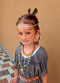 Indian kostym