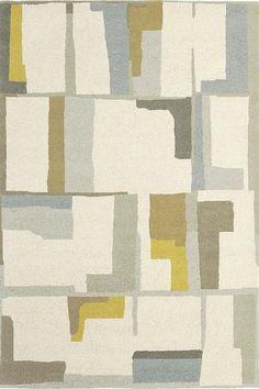 Brink en Campman Estella Fragment 87006 geel grijs