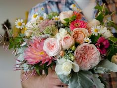 An ode to old-fashioned roses – wedding inspiration using garden grown roses