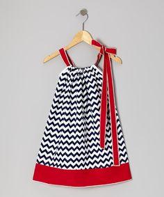 Zigzag Swing Dress