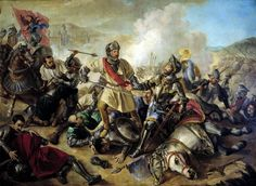 Capture of the French King Francis I at the Battle of Pavia