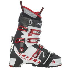 SCOTT's beefiest telemark boot, the Voodoo's lateral stiffness and supportive overlap design work harmoniously with a smooth, progressive forward...