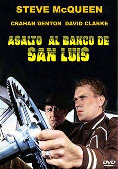 Asalto al banco de San Luis (1959) EEUU. Dir: Charles Guggenheim e John Stix. Acción. Baseado en feitos reais - DVD CINE 647