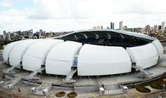 Arena das dunas em Natal-12 estádios da Copa do Mundo 2014