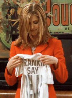 Rachel... Frankie Says...Relax