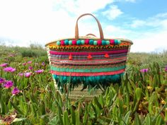 Alcofas felizes | Happy baskets Handmade by Carolina Bernardo, Portugal.