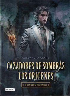 Cazadores de Sombras: Los Origenes, Principe Mecanico