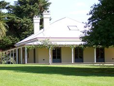 domaine chandon homestead | The homestead at the Domaine Cha… | Flickr